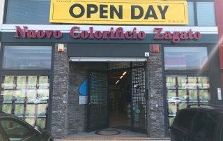 Open Day 2018 | Sabato 07 Aprile | nuovo Colorificio Zagato