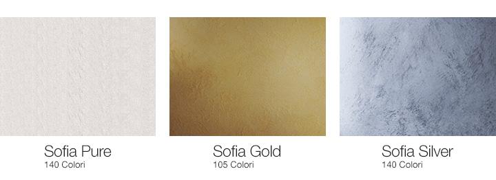 SOFIA è disponibile in 3 versioni base