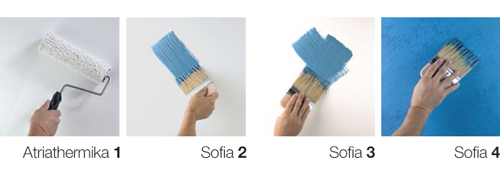 Ma come applicare Sofia? Nuovo Colorificio Zagato Rovigo