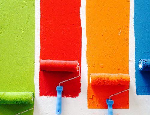 Come trovare il colore perfetto per tinteggiare casa