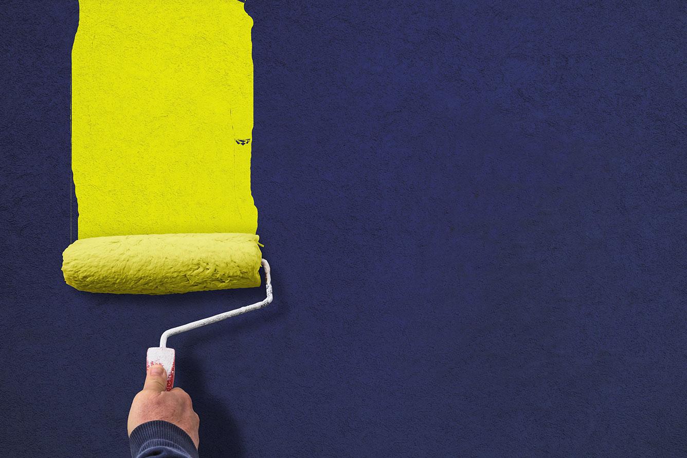Le attrezzature per creare pareti decorative - Nuovo Colorificio Zagato Rovigo